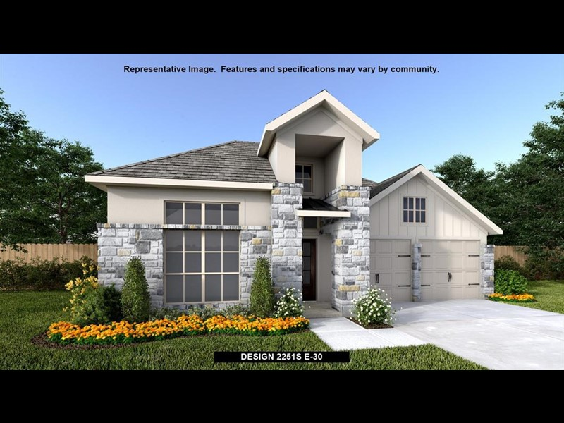 109 Locklin Drive, New Homes For Sale in Austin Texas